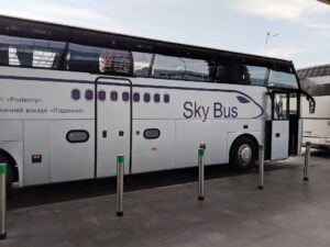 Boryspil Airport SkyBus