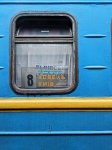 Sleeper Train to Kovel