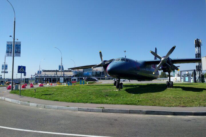 Zhuliany Airport, Kyiv