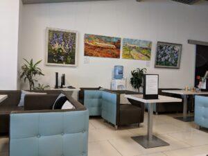 Zhuliany Airport Lounge
