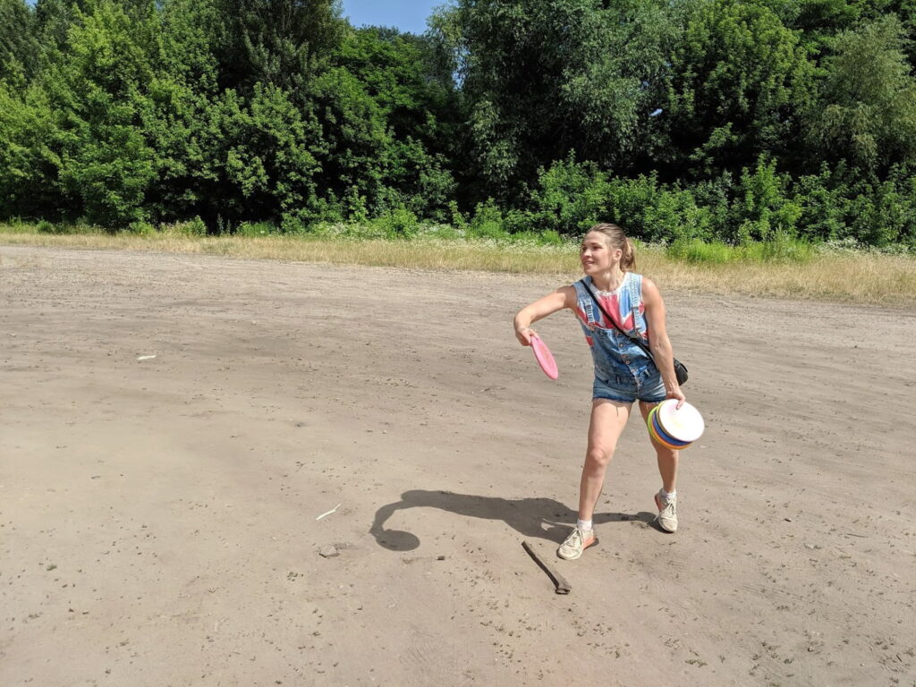 Distance Throwing