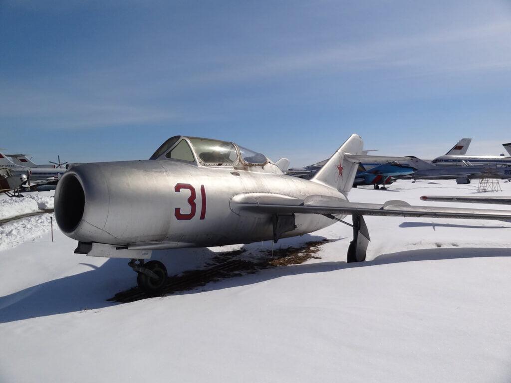 Jet Plane,Kyiv State Aviation Museum