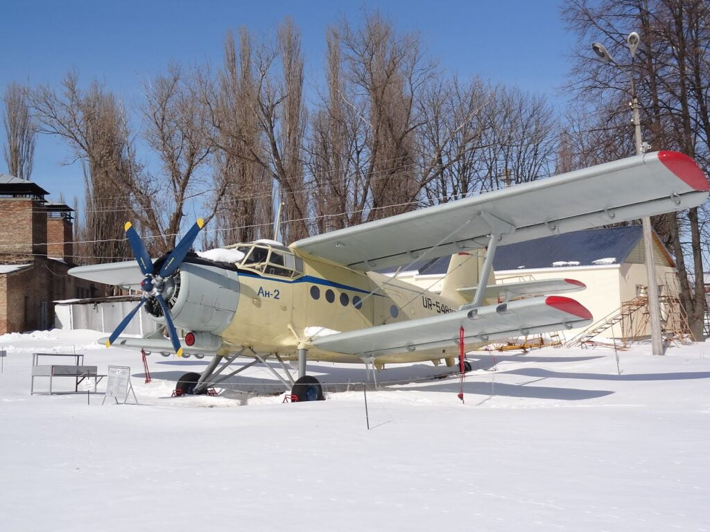 Propeller Plane, Kyiv State Aviation Museum