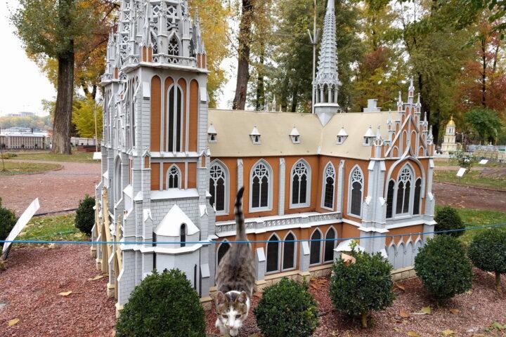 Kyiv in Miniature - St. Nicholas Church