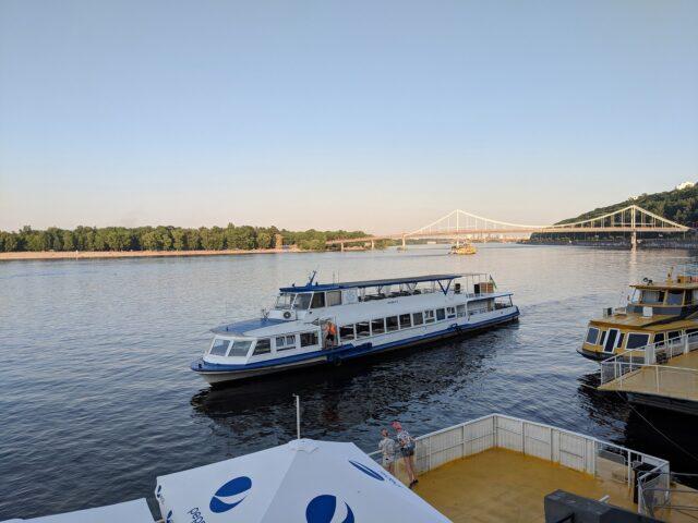 Kyiv Dnipro River Cruise