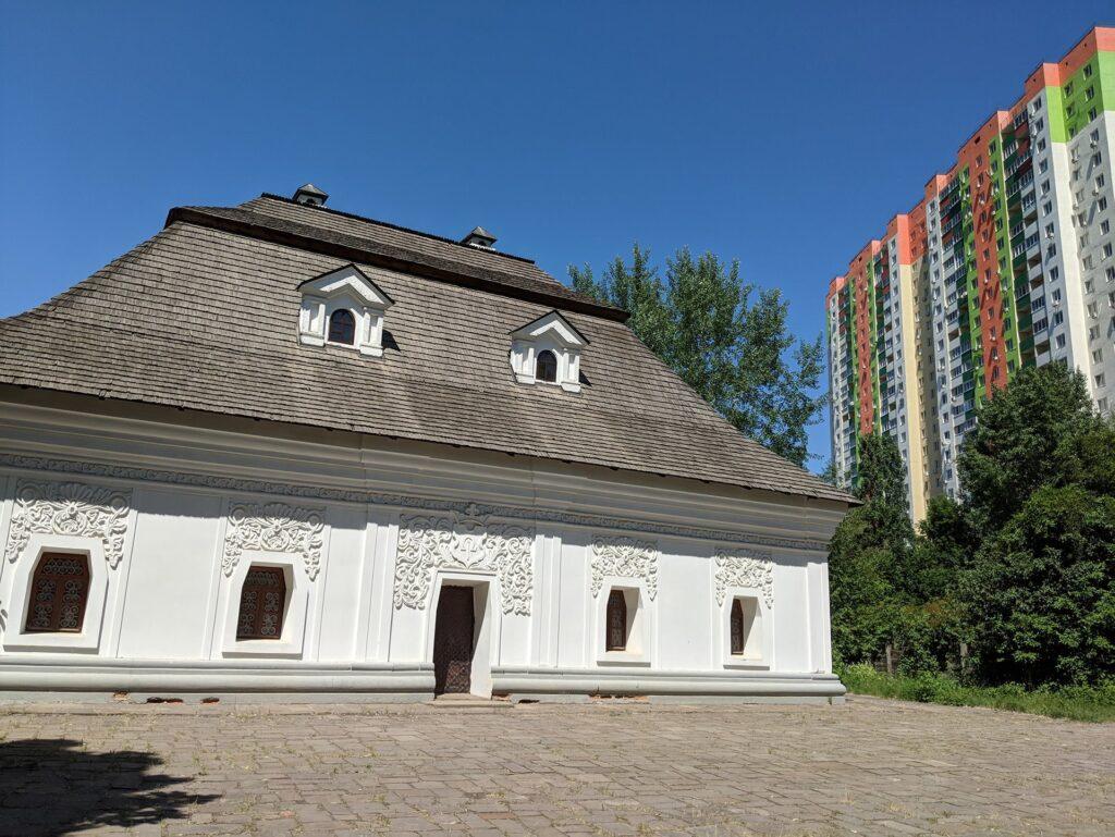 Mamayeva Sloboda Buildings