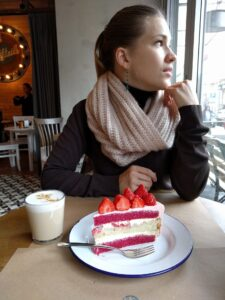 Victoria's Secret Cake, Kyiv