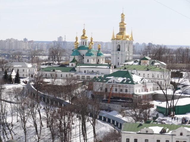 Pechersk Lavra Complex